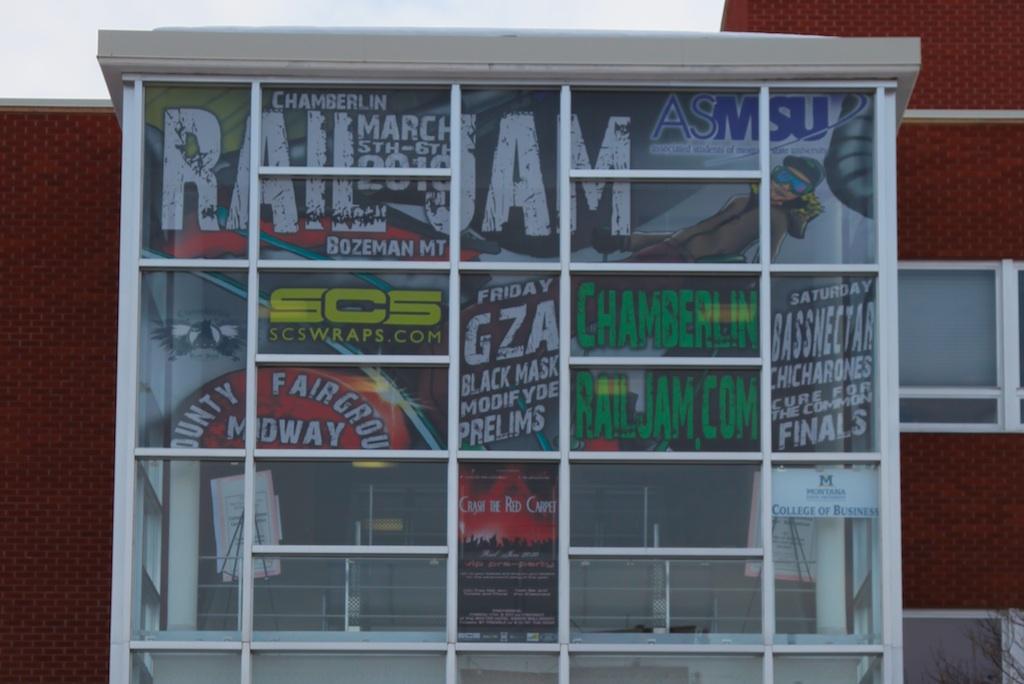 rail-jam-msu-window-branding