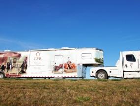 Passenger wrap view - Copper Spring Ranch