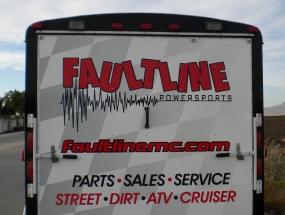 Faultline trailer rear