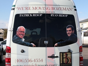 Bozeman Broker Group Galavan wrap
