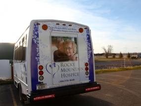 Rocky Mountain Hospice - Galavan Wrap
