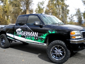 hagerman-roofing_GMC-pickup-wrap-002