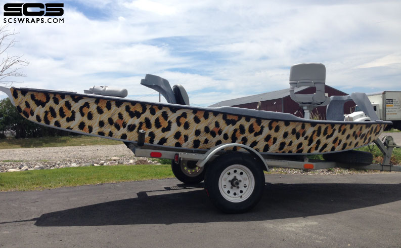 Drift Boat Wraps 183 Scs Wraps