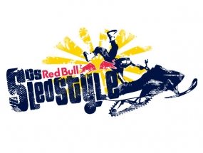 Reb Bull Sledstyle Logo