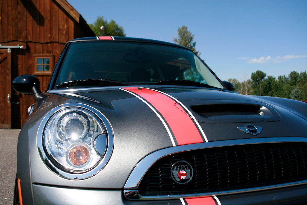 Mini Cooper Racing Graphics 183 Scs Wraps