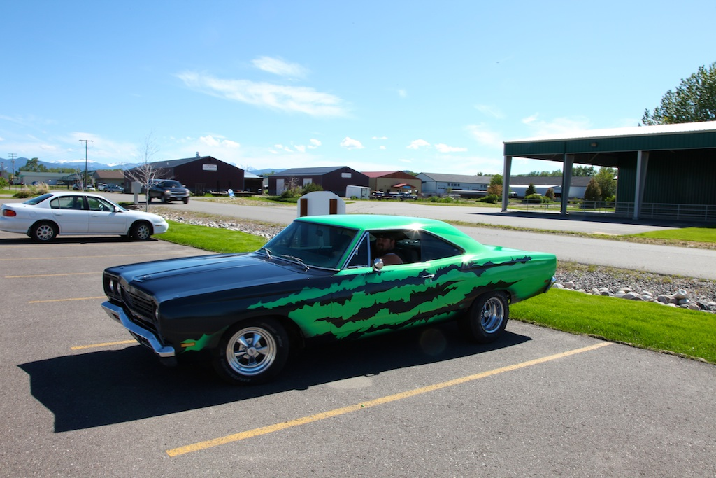 Plymouth Satellite Car Wrap Scs Wraps