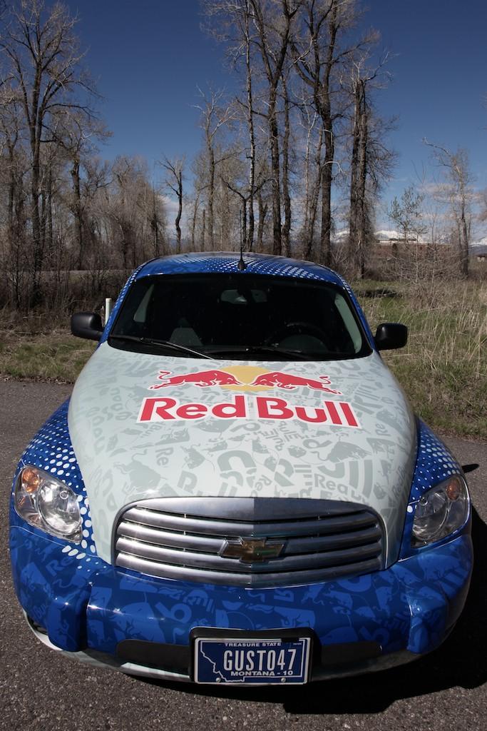 Red Bull Regular And Sugar Free Energy Drink Hhr Vehicle