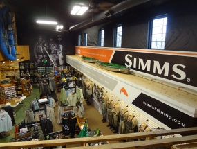 simms-anglers-covey Wall Wrap