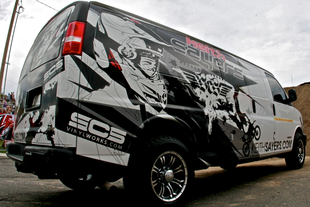 Mazda Car Wrap · SCS Wraps