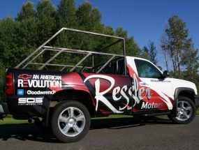 Ressler Chevy Service Truck
