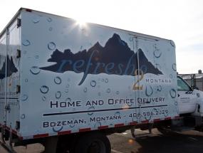 Lehrkinds Box Truck