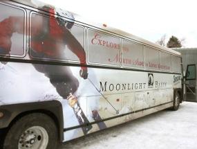 Moonlight Basin Bus Wrap