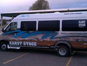 Karst Stage Sprinter Van Wrap