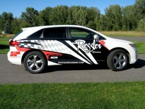 Toyota Venza Wrap
