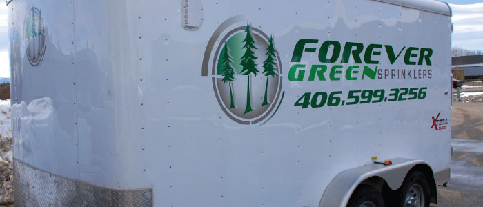 Profile and Front decal's