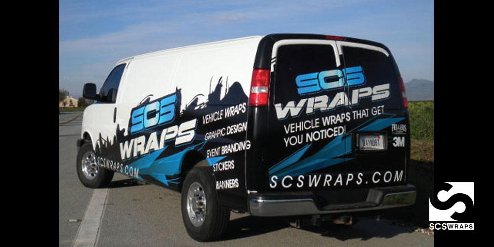 Van Wrap 183 Scs Wraps
