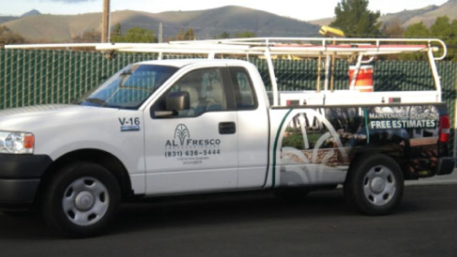 Alfresco-Landscape-Vehicle-Wrap