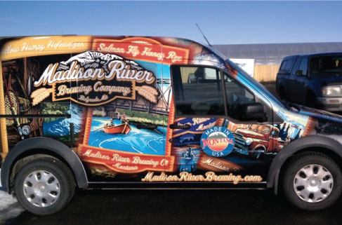 Madison-River-Brewing-Vehicle-Wrap