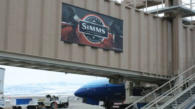 Simms Airport Jetway Signs