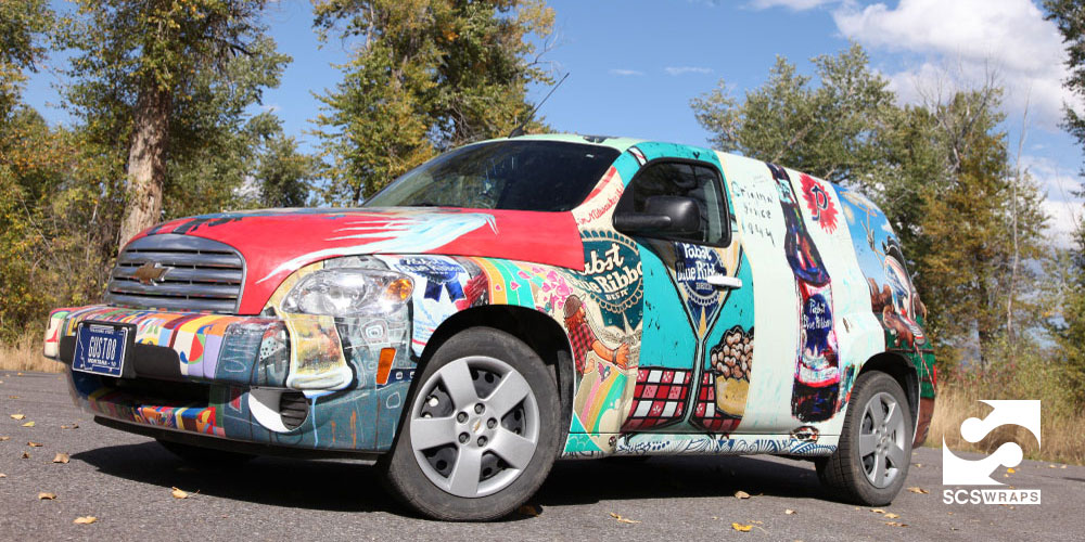 Chevrolet Car Wrap Pbr Theme 183 Let S Wrap