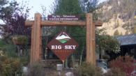 Big Sky Chamber Sign