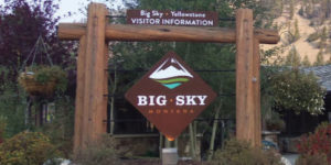 Big Sky Chamber of Commerce Signs