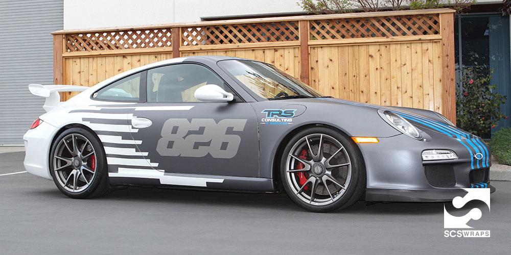Race Car Wraps Templates Porsche Gt3 Race Car Wrap