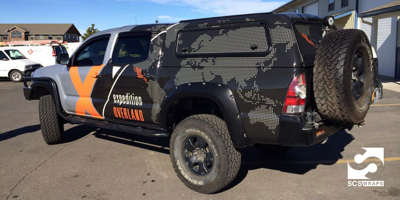 Expedition Overland Vehicle Wraps 183 Scs Wraps