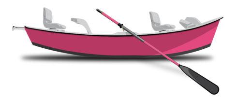 Drift Wrap Hot Pink 3M1080