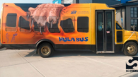 Universal Athletic Hula Bus