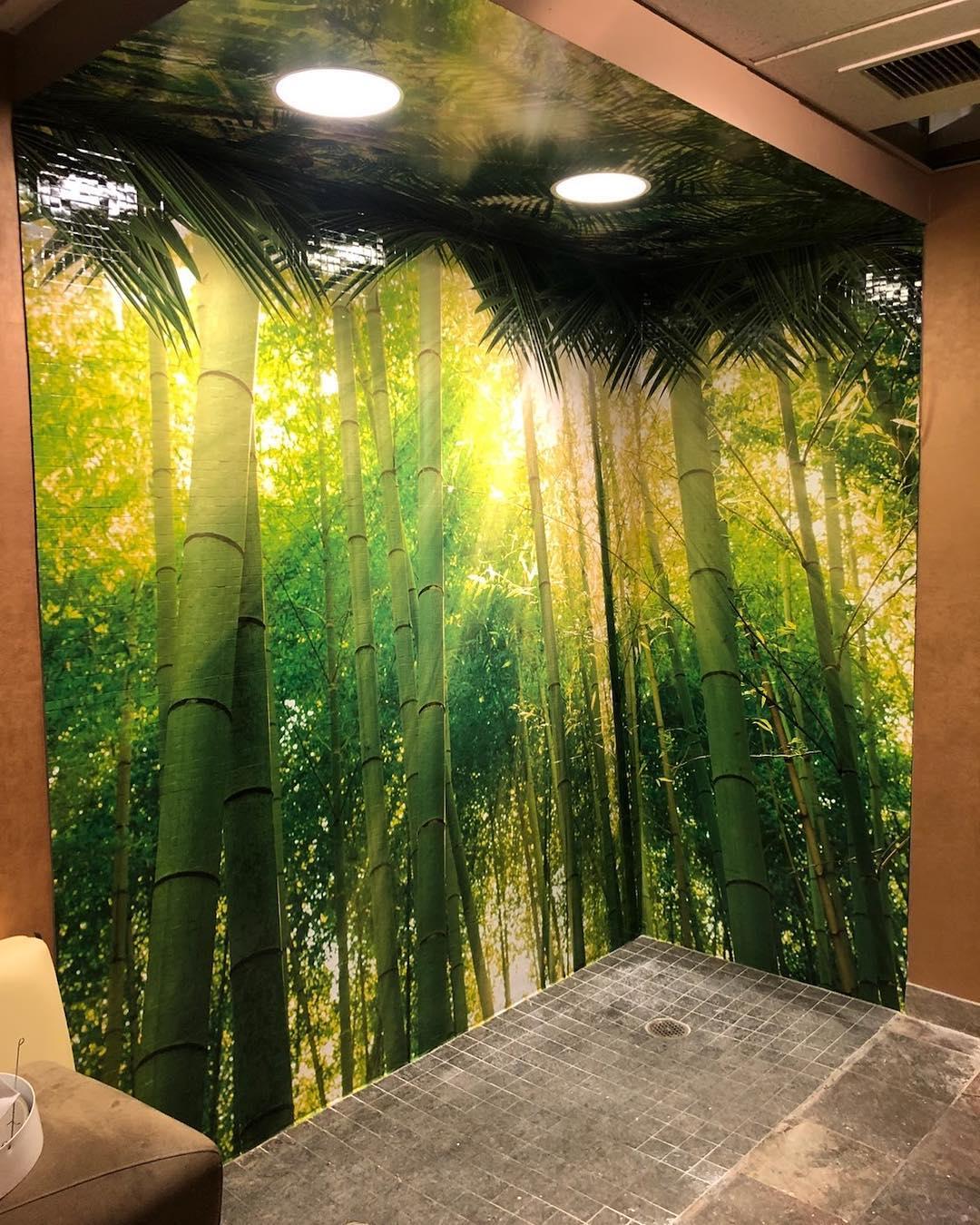Bamboo Shower Wrap