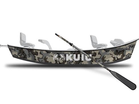 KUIU Vias Drift Boat Wrap